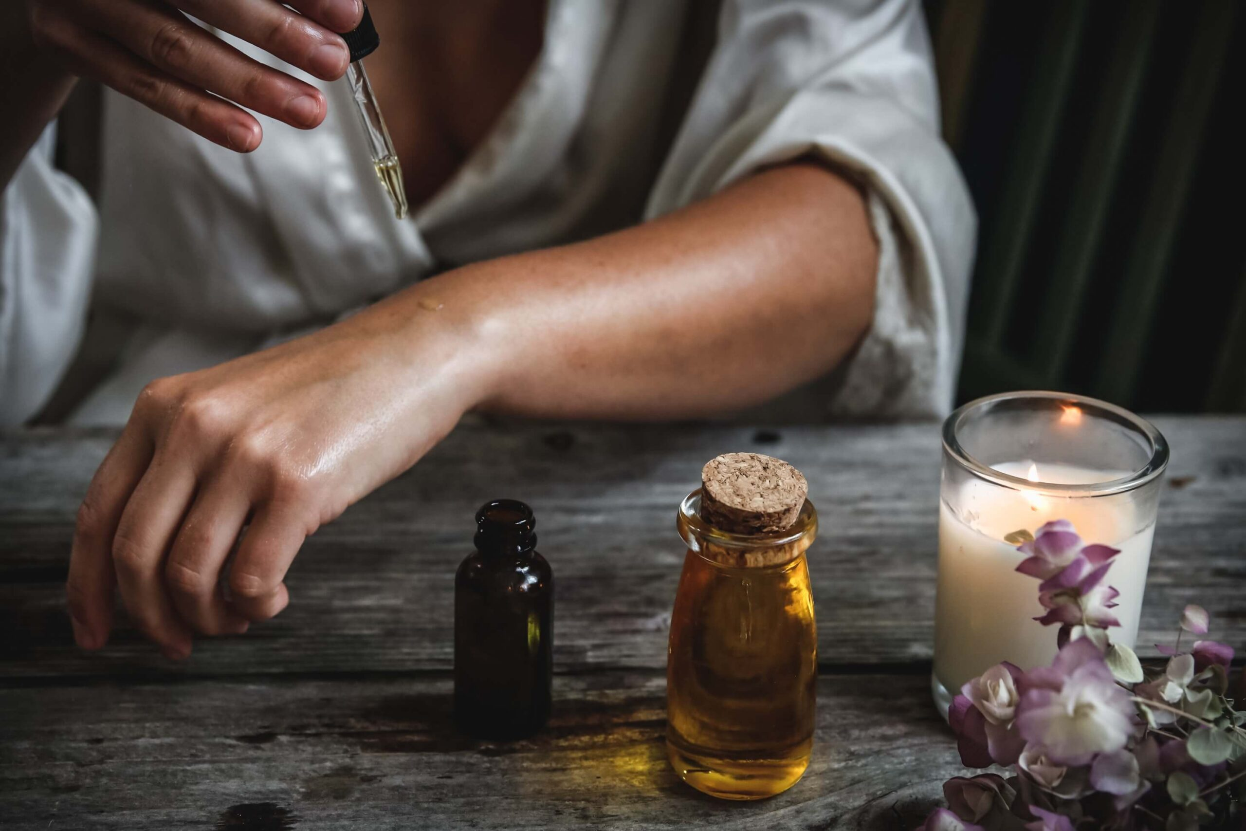 cover of expired essential oils